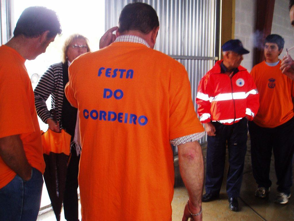 Festa do Cordeiro en otras ediciones anteriores