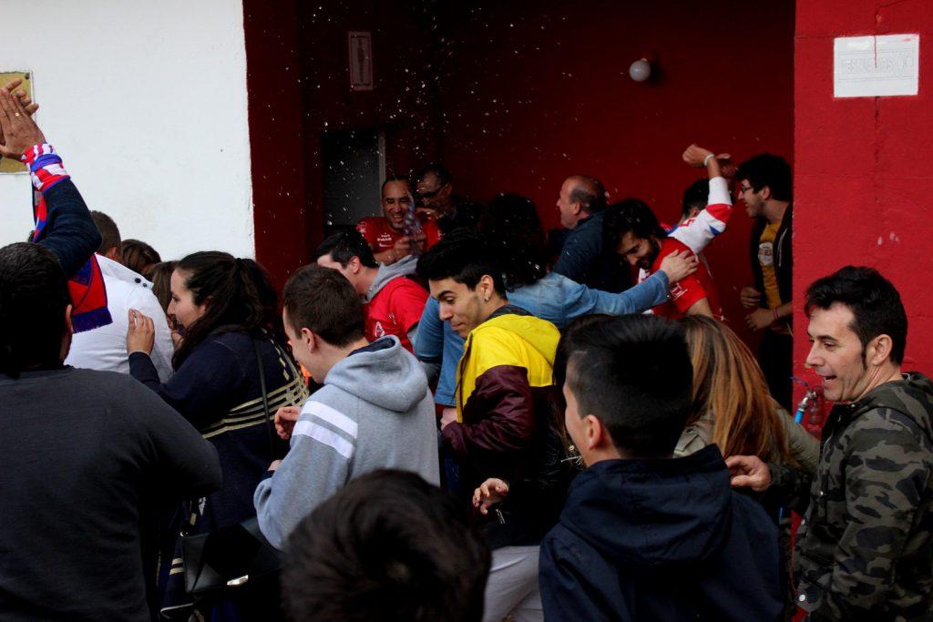 Despedida de la temporada del Barco en Calabagueiros