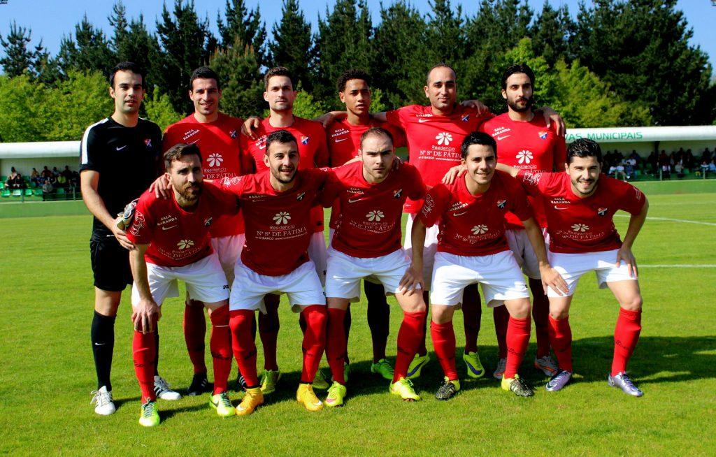 Último XI del CD Barco de la temporada ante la SD Órdenes