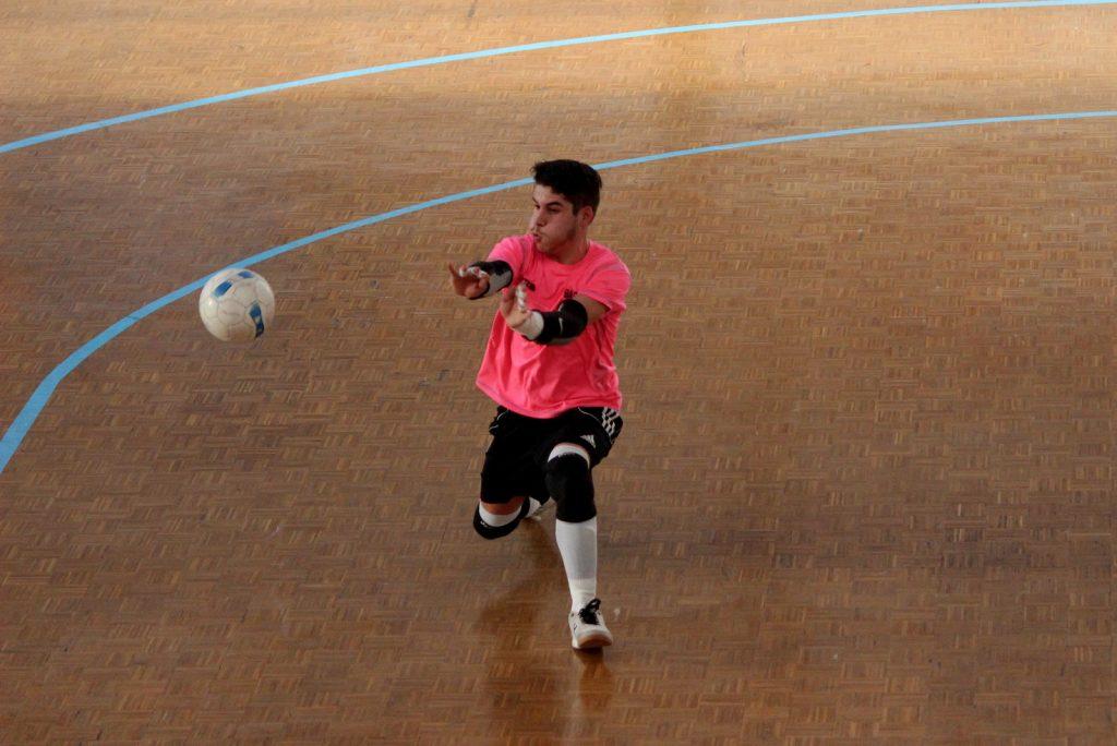 Sergio Vedo ha recorrido toda su vida deportiva jugando en equipos de O Barco