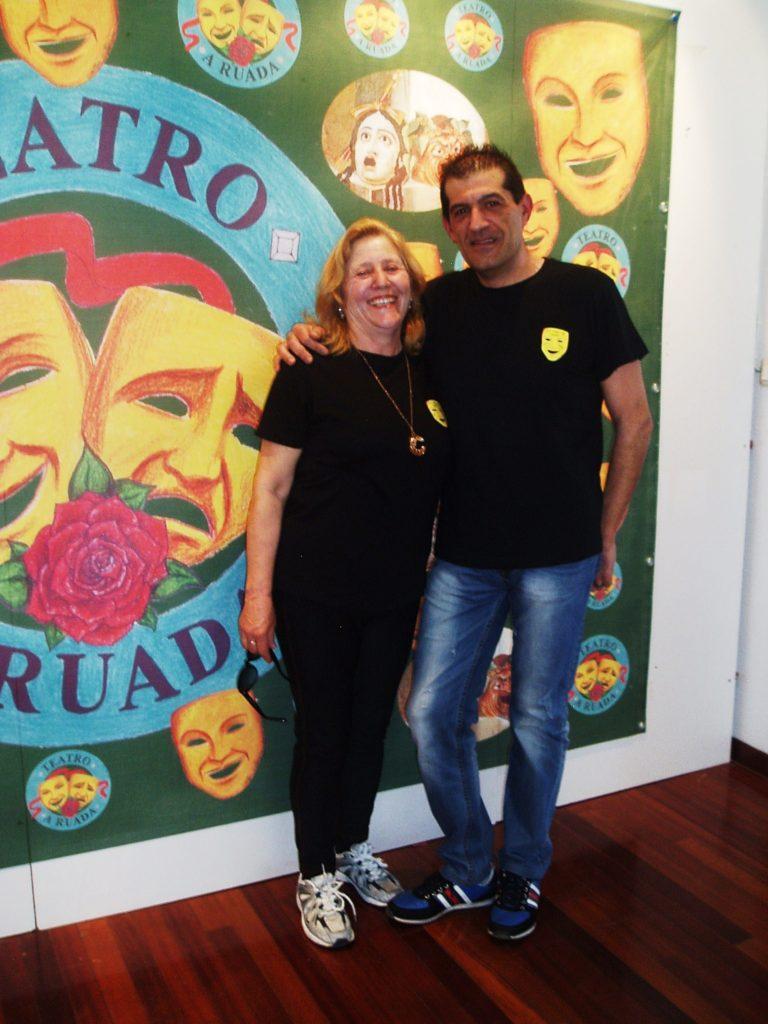 Moncho Díaz y Carmen