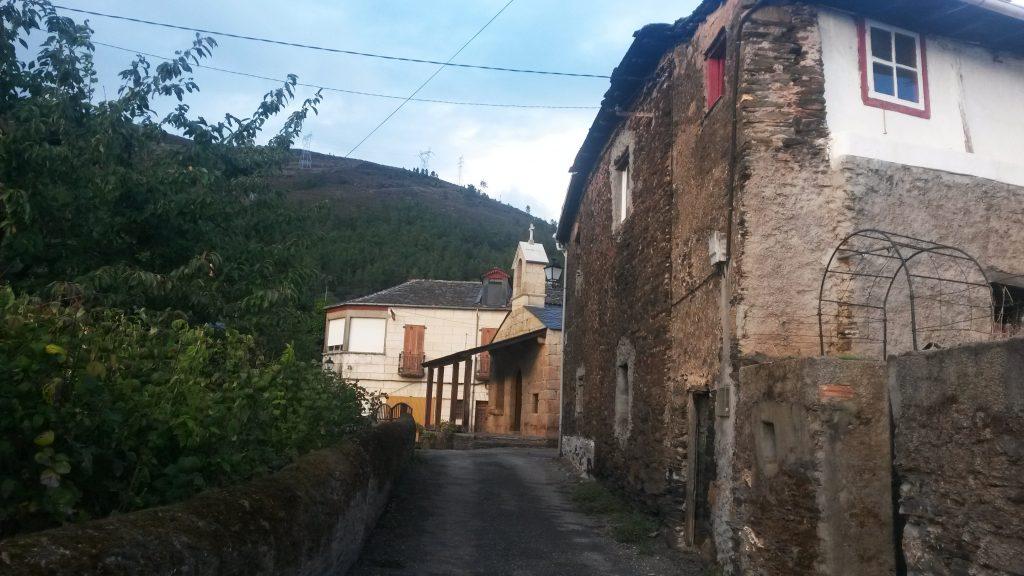 Uno de los barrios de Vilela