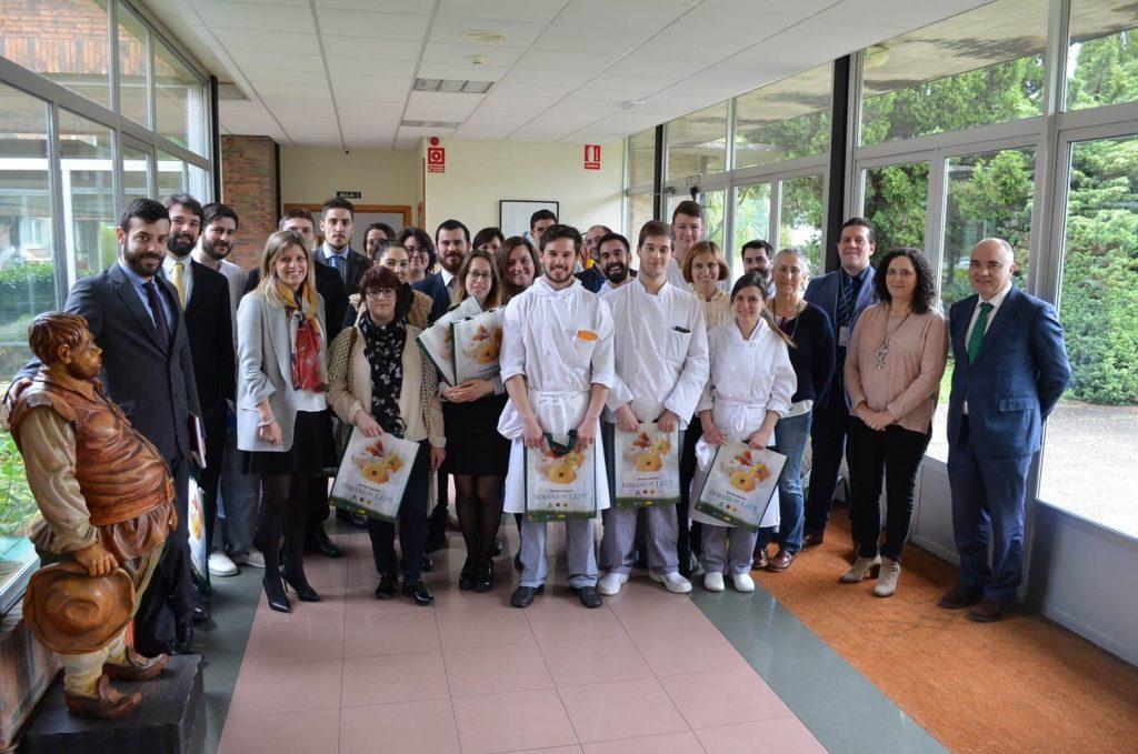 Alrededor de 60 reconocidos profesionales gallegos impartieron las actividades