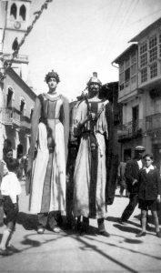 Las calantornias (Año 1945)