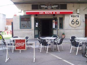Café Route 66