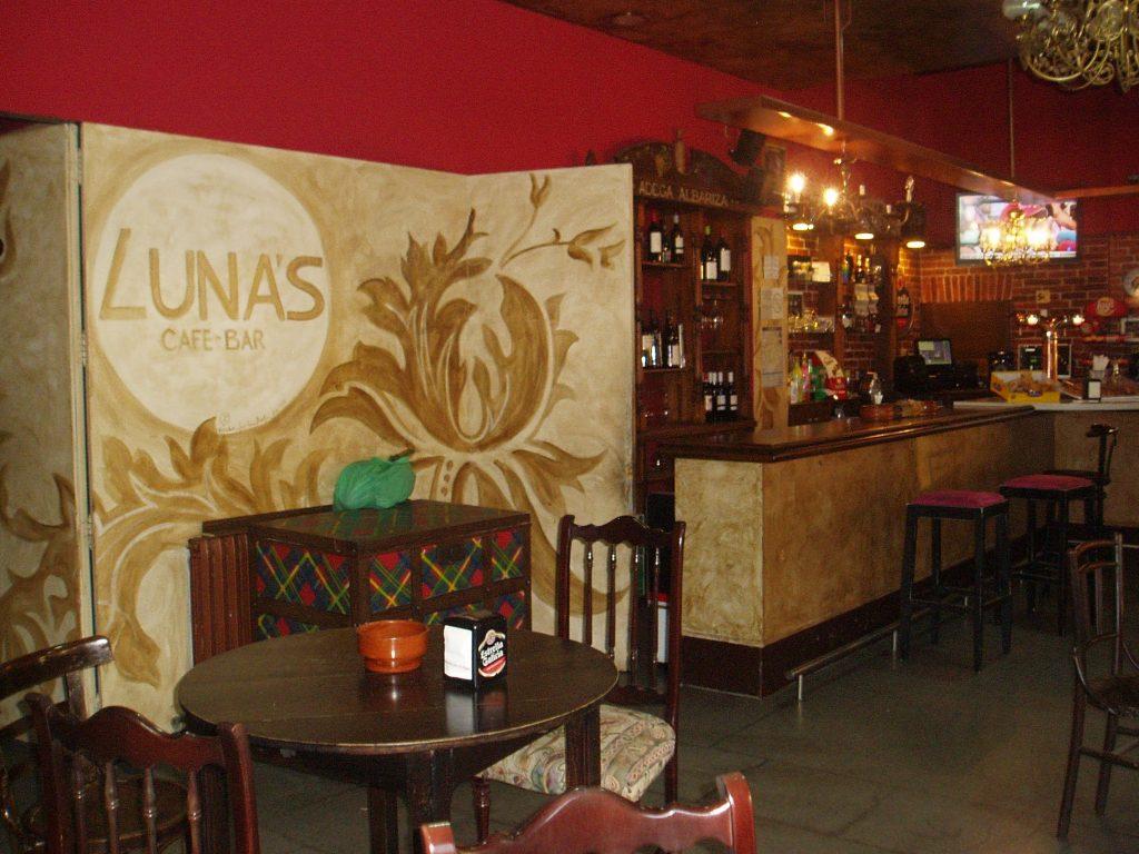 Cafetería Luna ´s