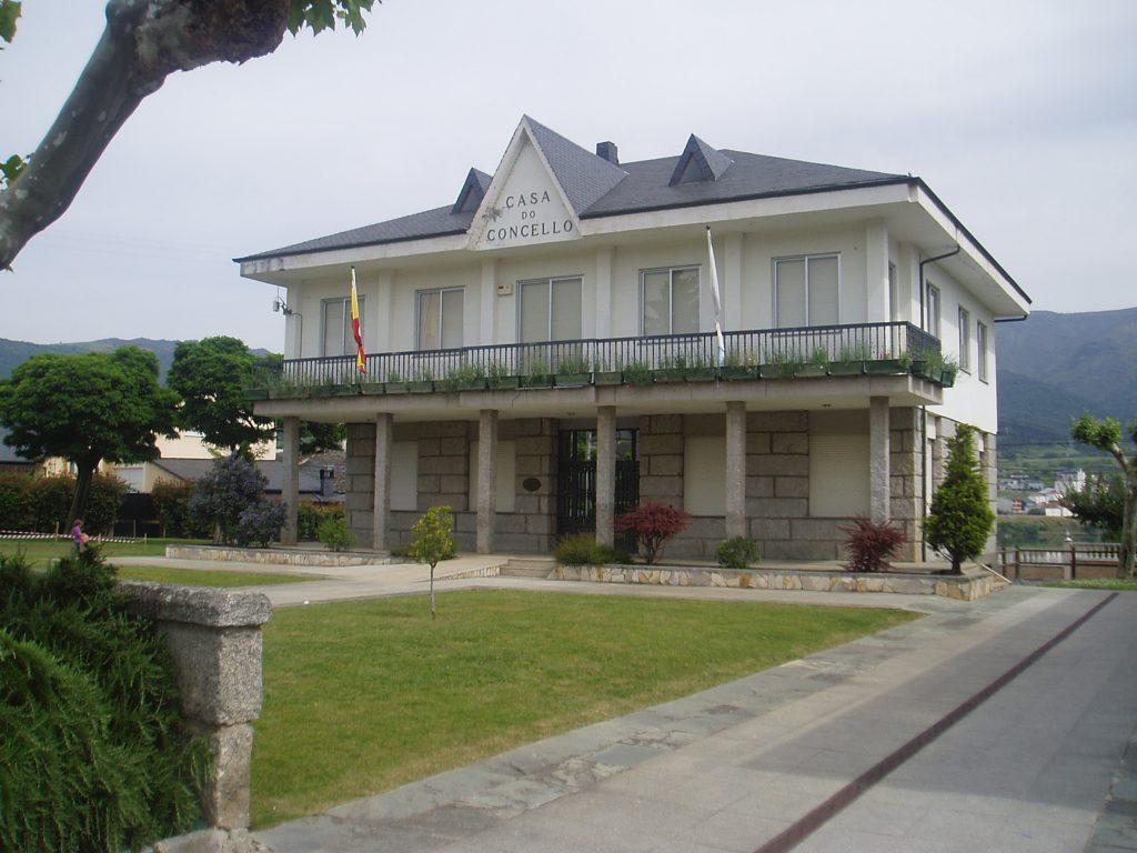 Casa Consistorial de Petín