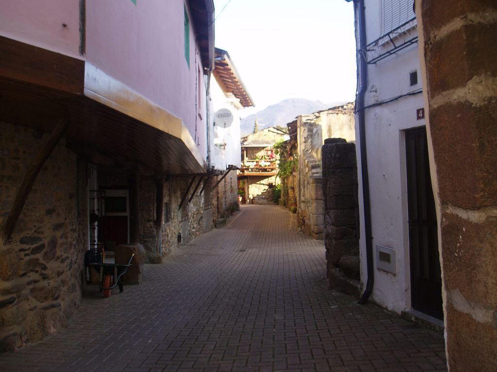 Casco antiguo de Petín