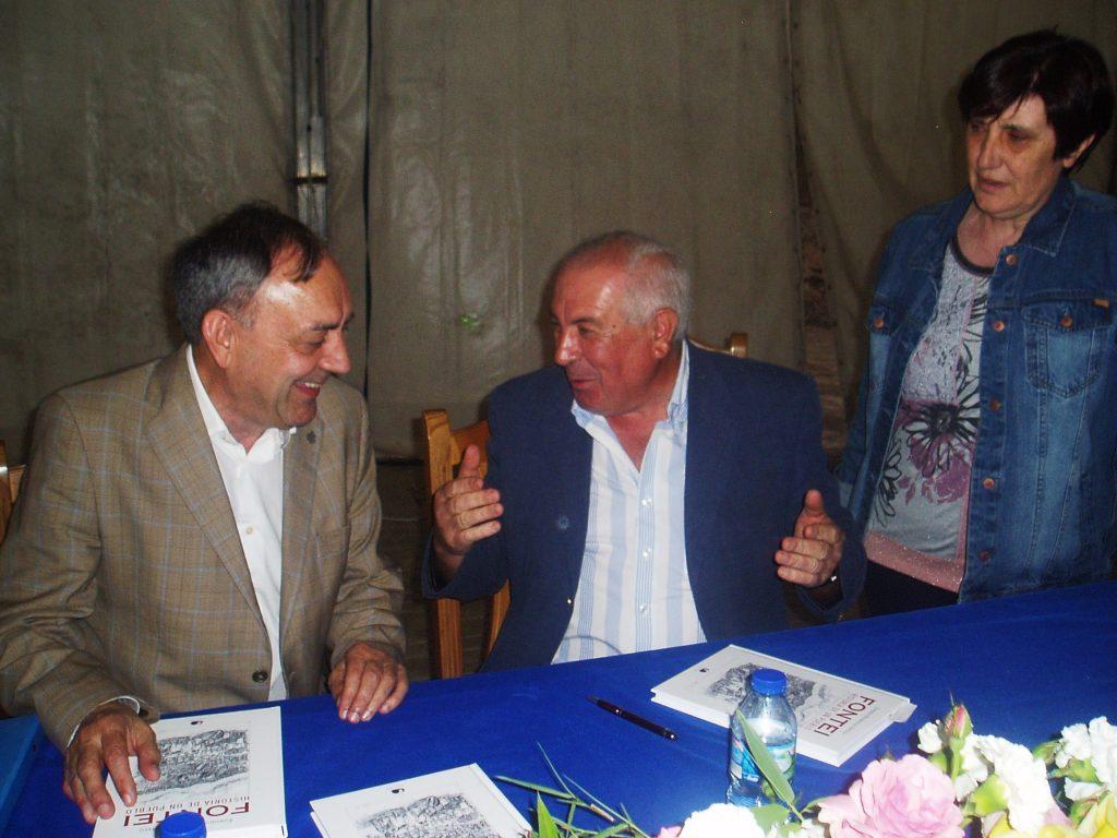 Foxo con Enrique Rodríguez