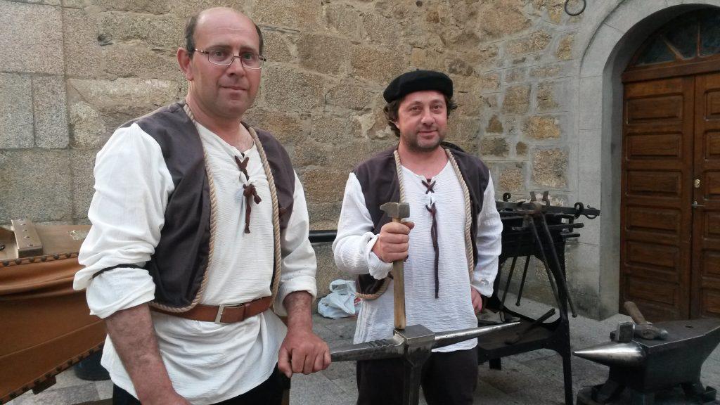 Ignacio Díaz y Eusebio Alonso