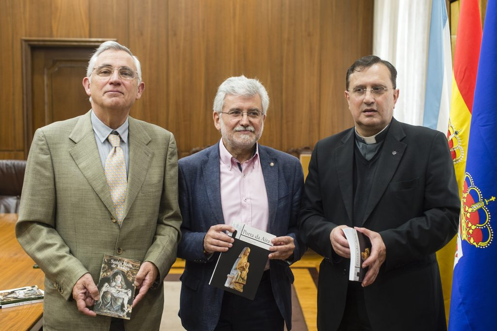 Jose Manuel García, Rosendo Fernández e Miguel Ángel González