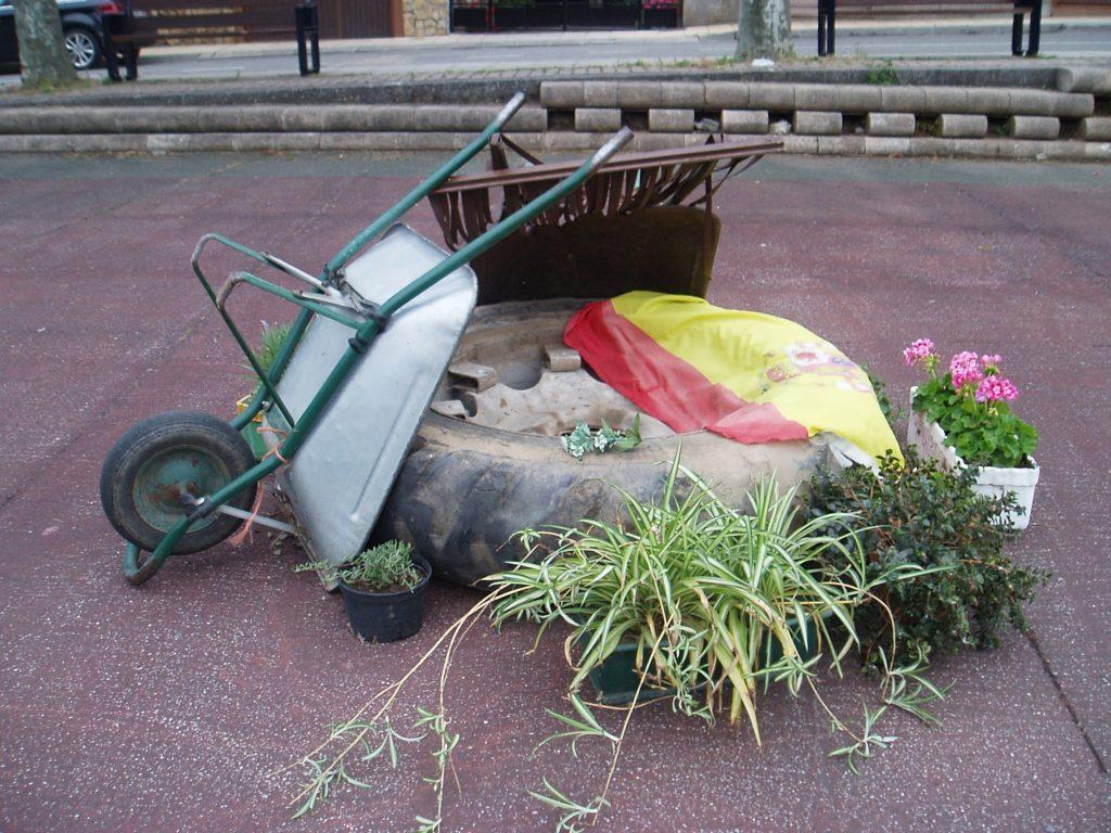 Los objetos que desaparecieron durante la noche de San Juan en A Rúa Vella