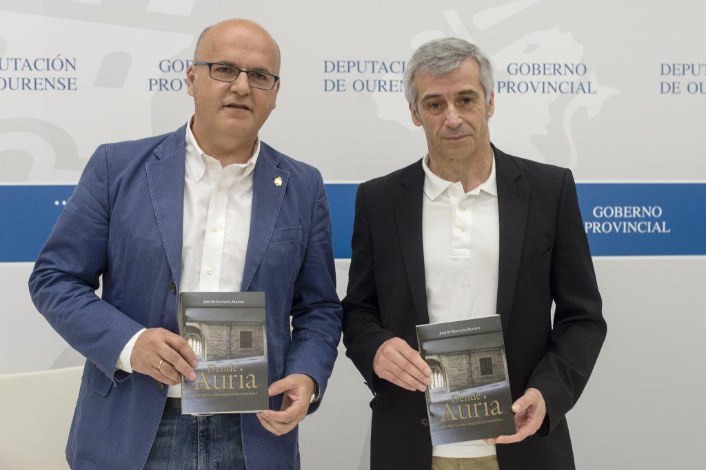 Manuel Baltar e José María Eguileta