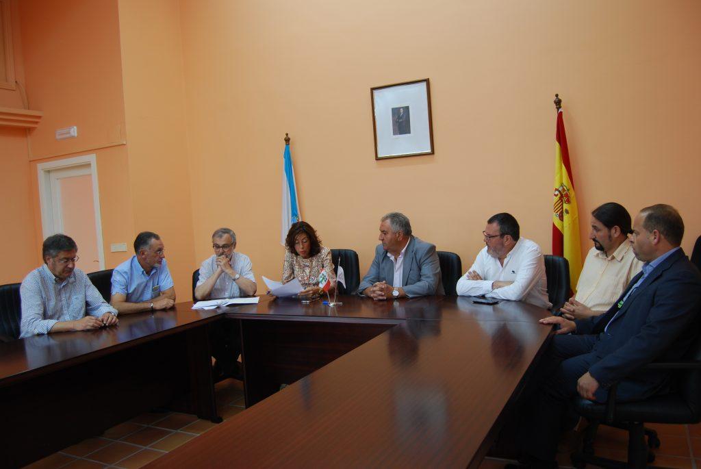 200716 Reunión Mancomunidade Ourense