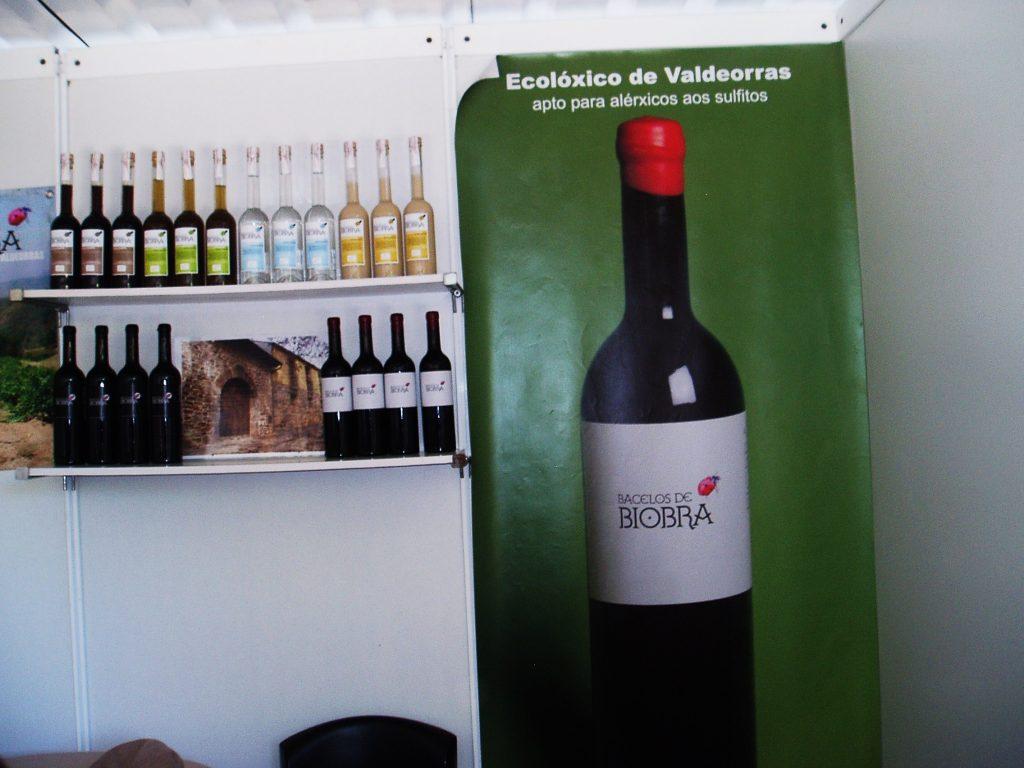 Bacelos de Biobra, el vino que produce
