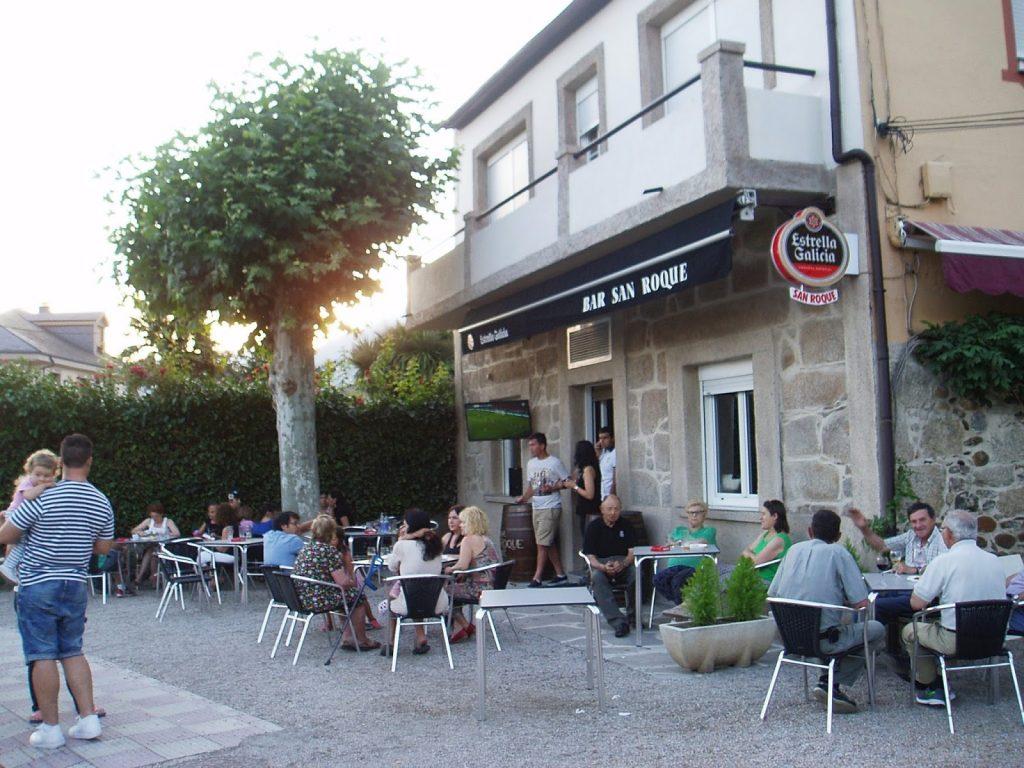 Bar San Roque de A Rúa Vella