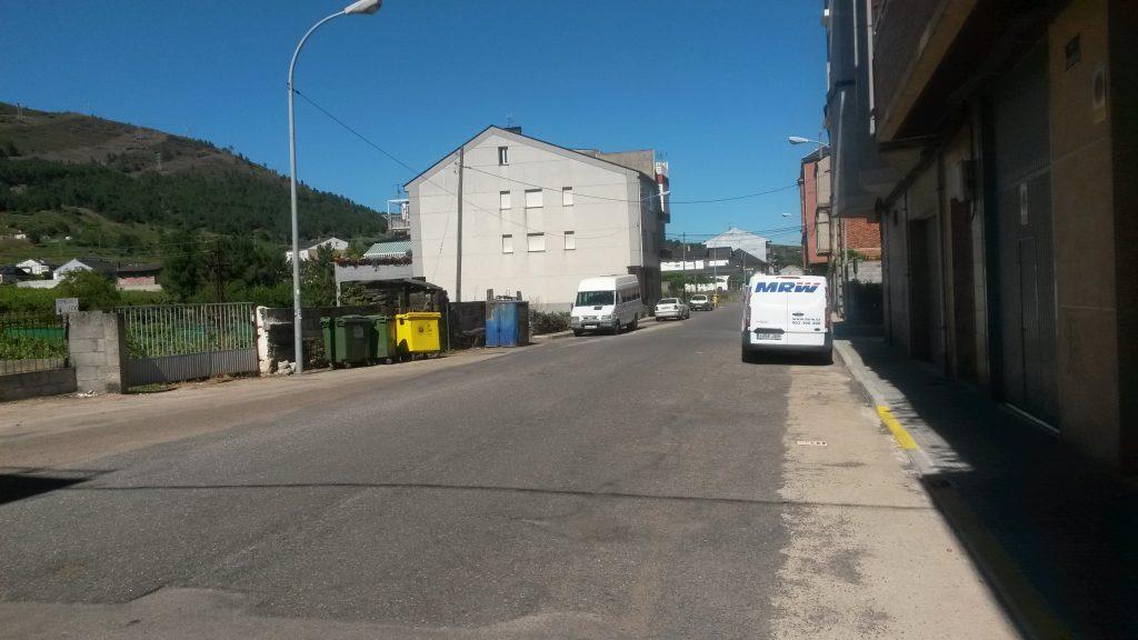 Calle Arnaveca de A Rúa