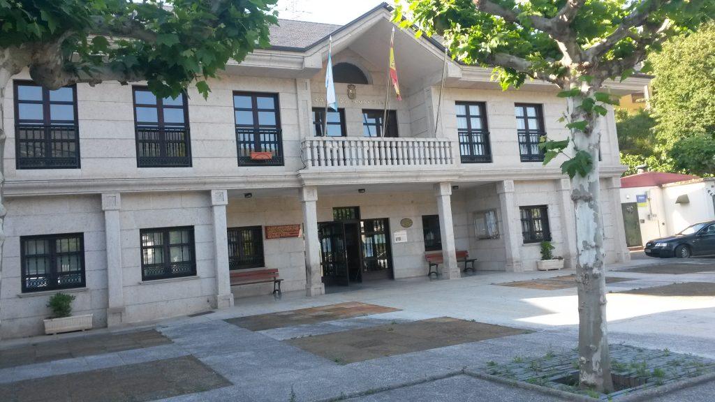 Consistorial de Vilamartín