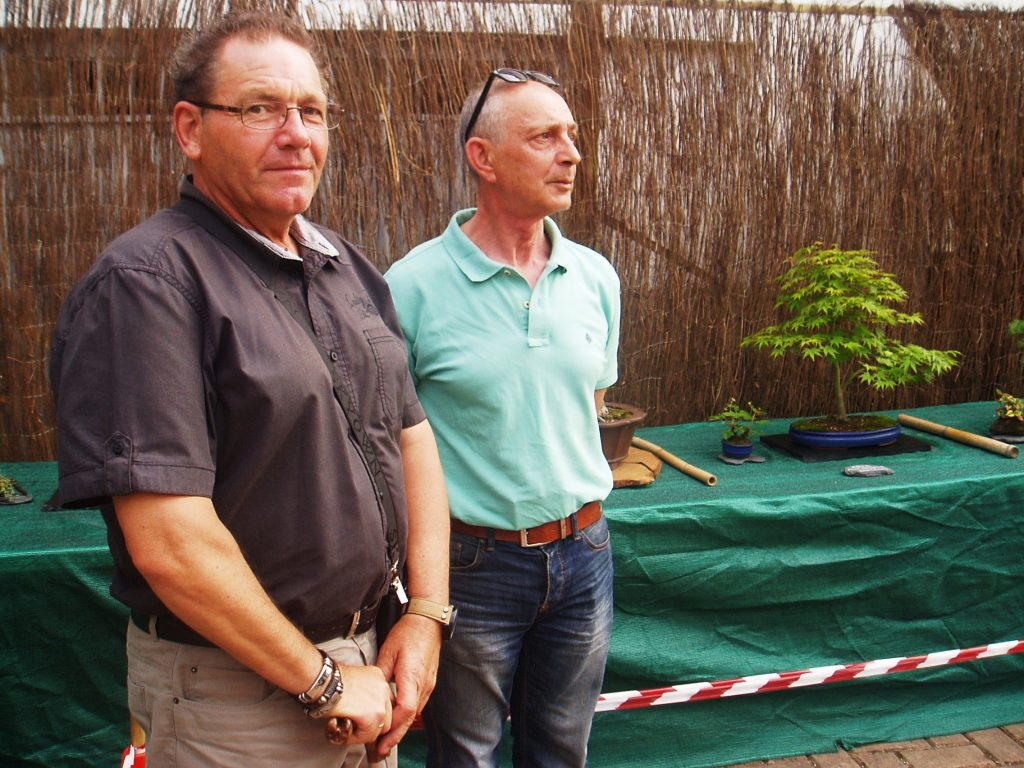 Daniel Fernández y José Lázare