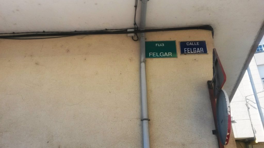 Felgar fue la más afectada por los actos vandálicos en coches