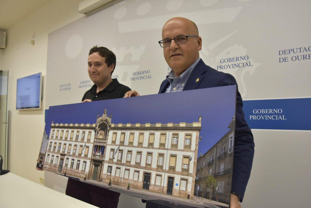 Fernando Sacó e Manuel Baltar