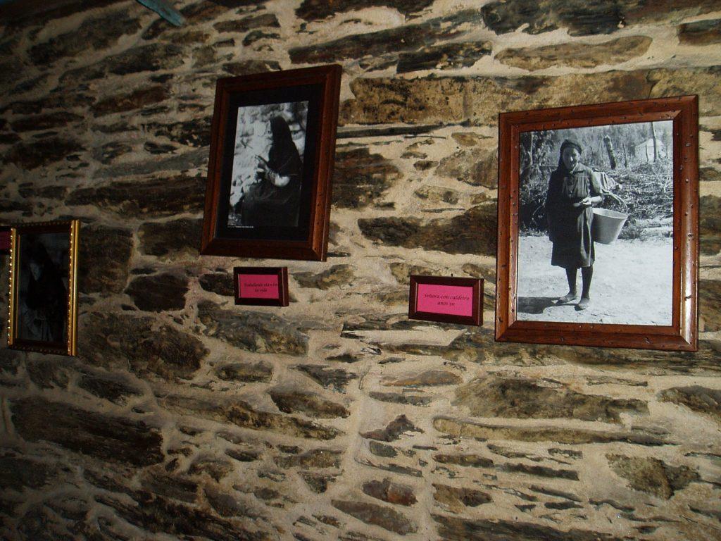 Fotografías antiguas con pasajes de la vida de los habitantes de Sobradelo y el entorno
