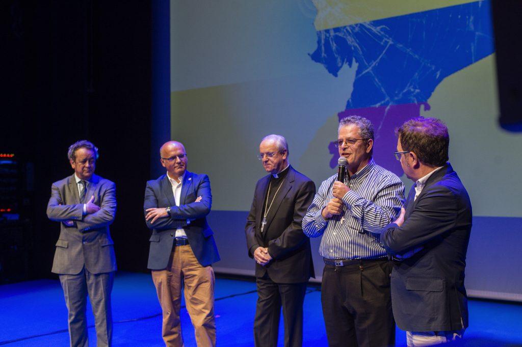 Gala benéfica Ourense con Ecuador