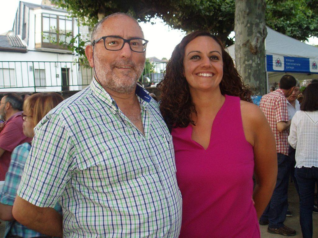 Suso Vilasánchez, número 2 da lista do BNG por Ourense