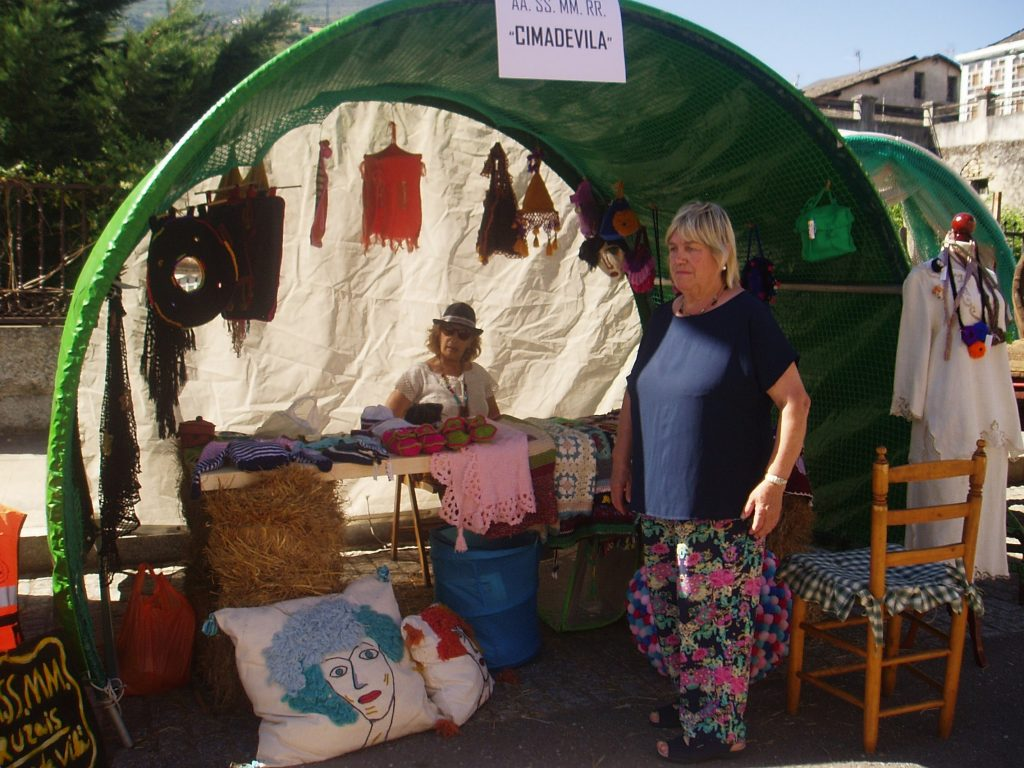 Asociación de Mujeres Rurales de Cimadevila en  Inxertarte