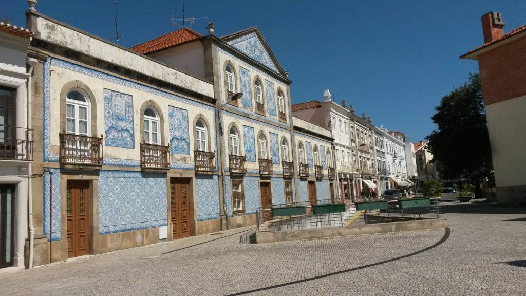 Casas de azulejo