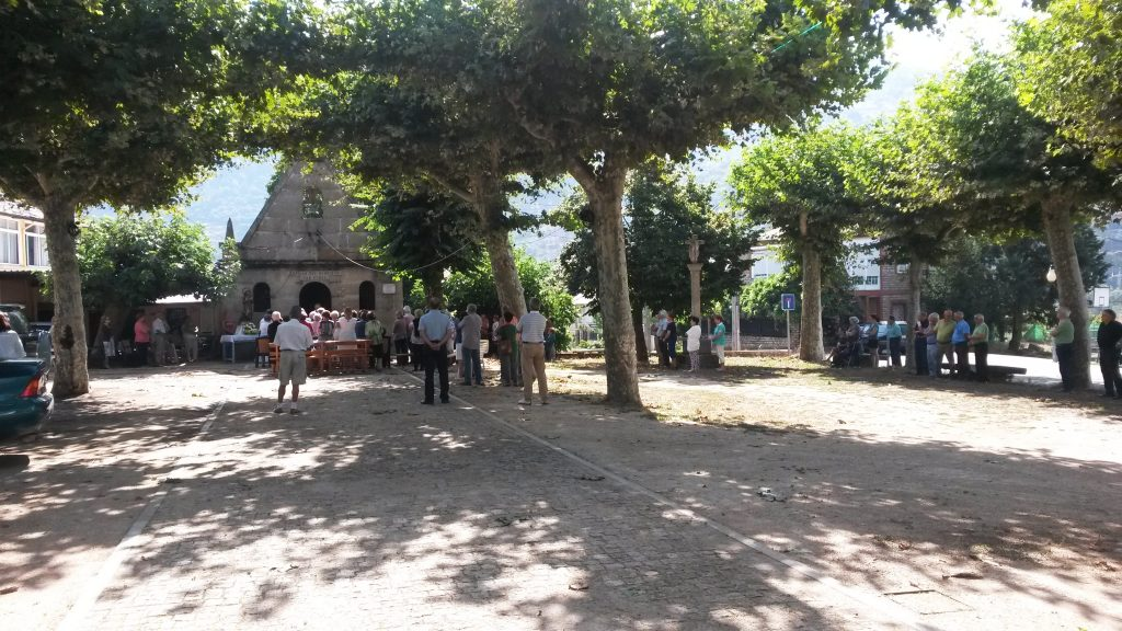 El campo de San Roque