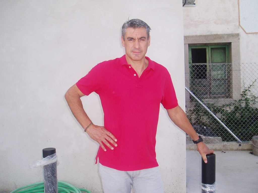 El empresario Ángel García Rodríguez