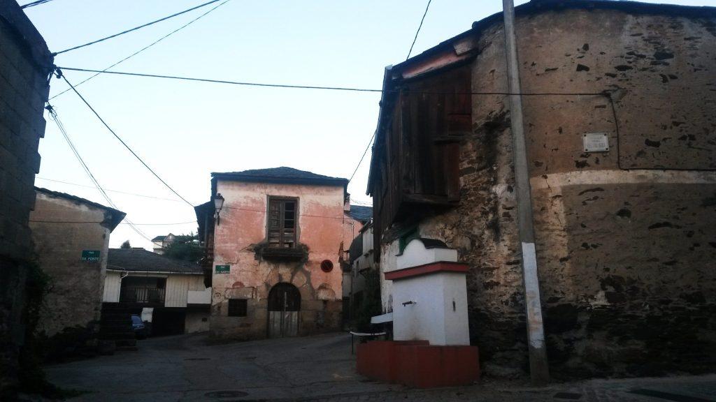 Entorno de la capilla de San Andrés