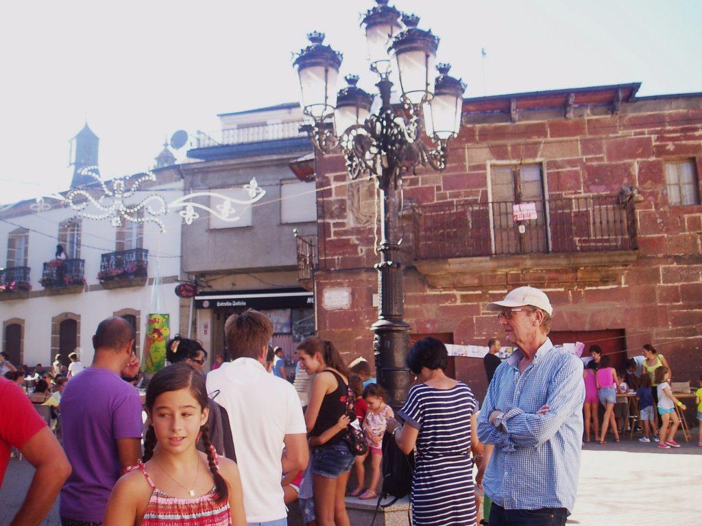 La Plaza César Conti
