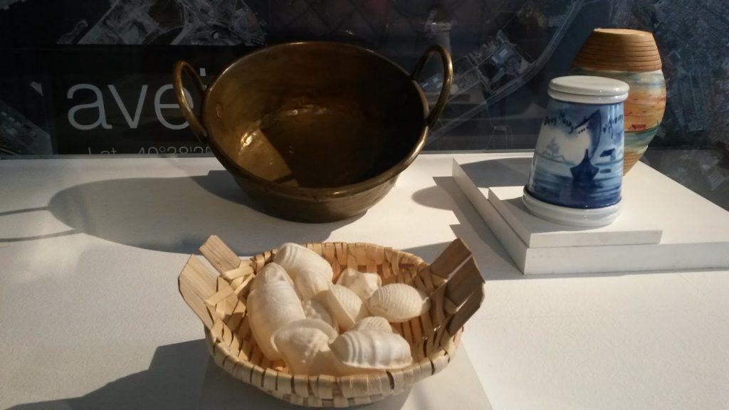 Ovos moles, dulce de Aveiro