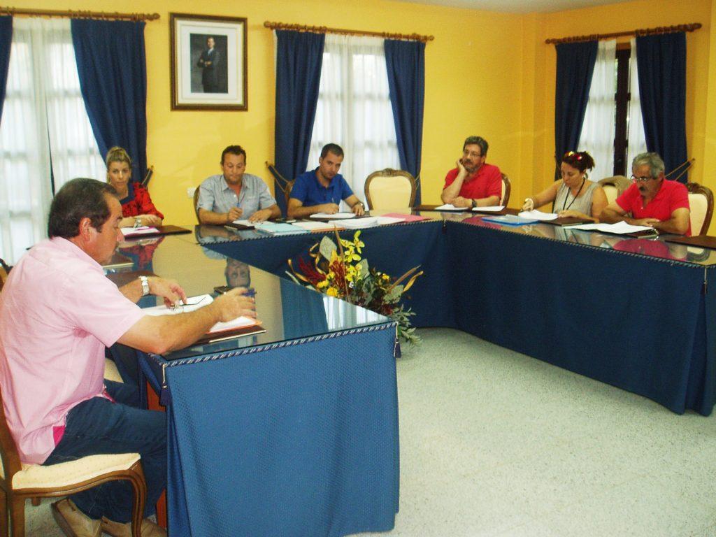 Corporación municipal de Vilamartín