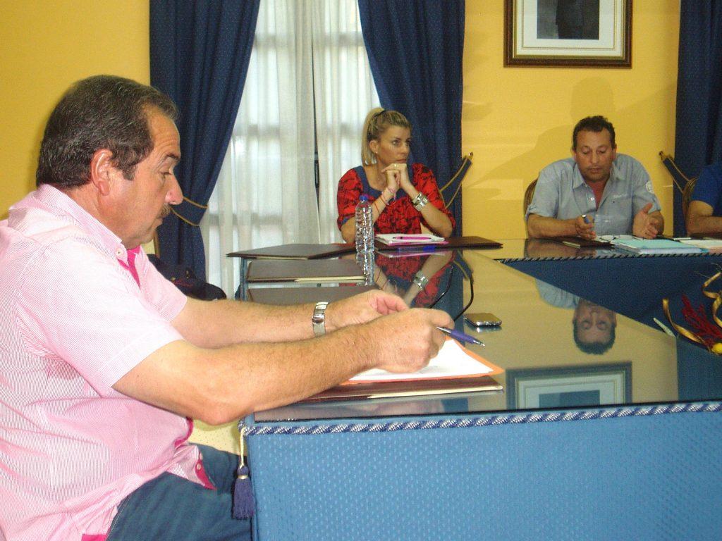 Enrique Álvarez Barreiro responde a las preguntas de José Pinto