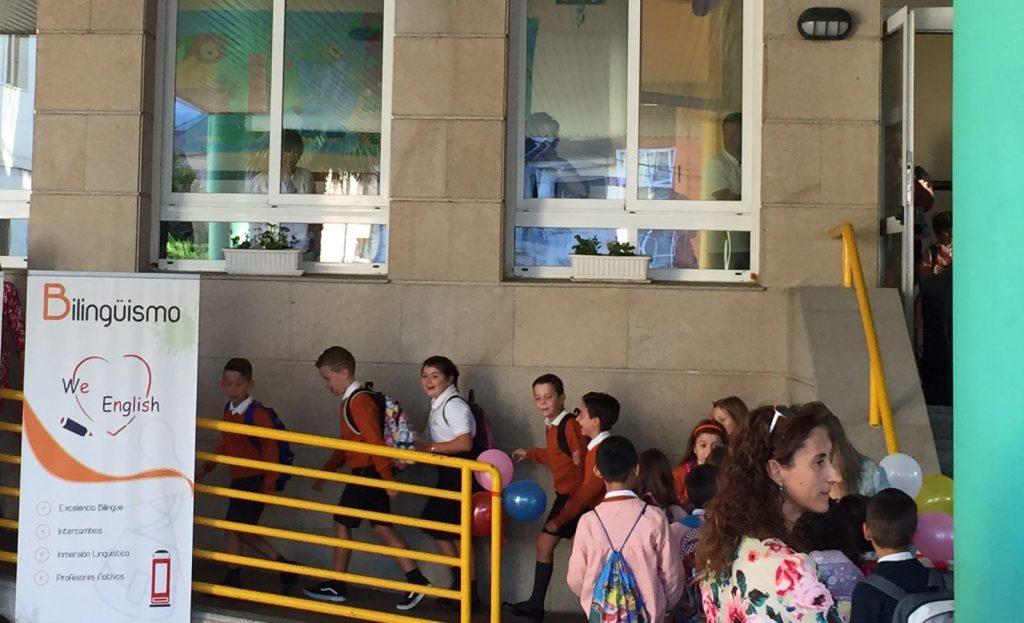 Divina Pastora (O Barco de Valdeorras) Inicio Curso 2016/ 2017