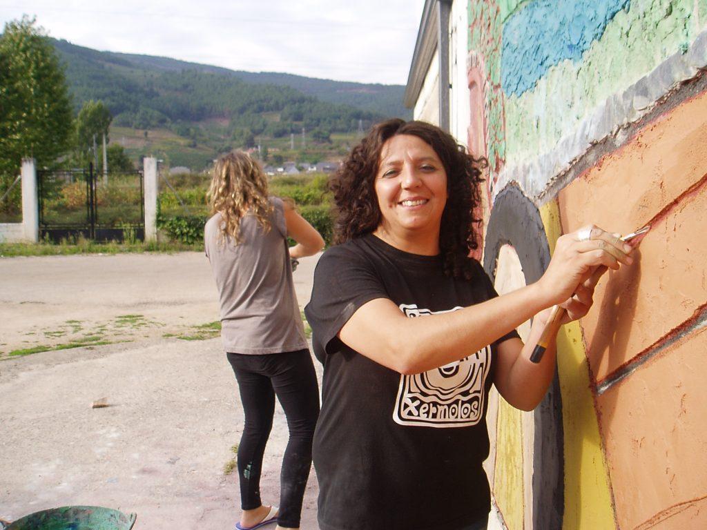 Laura Dubén, promotora de esta iniciativa