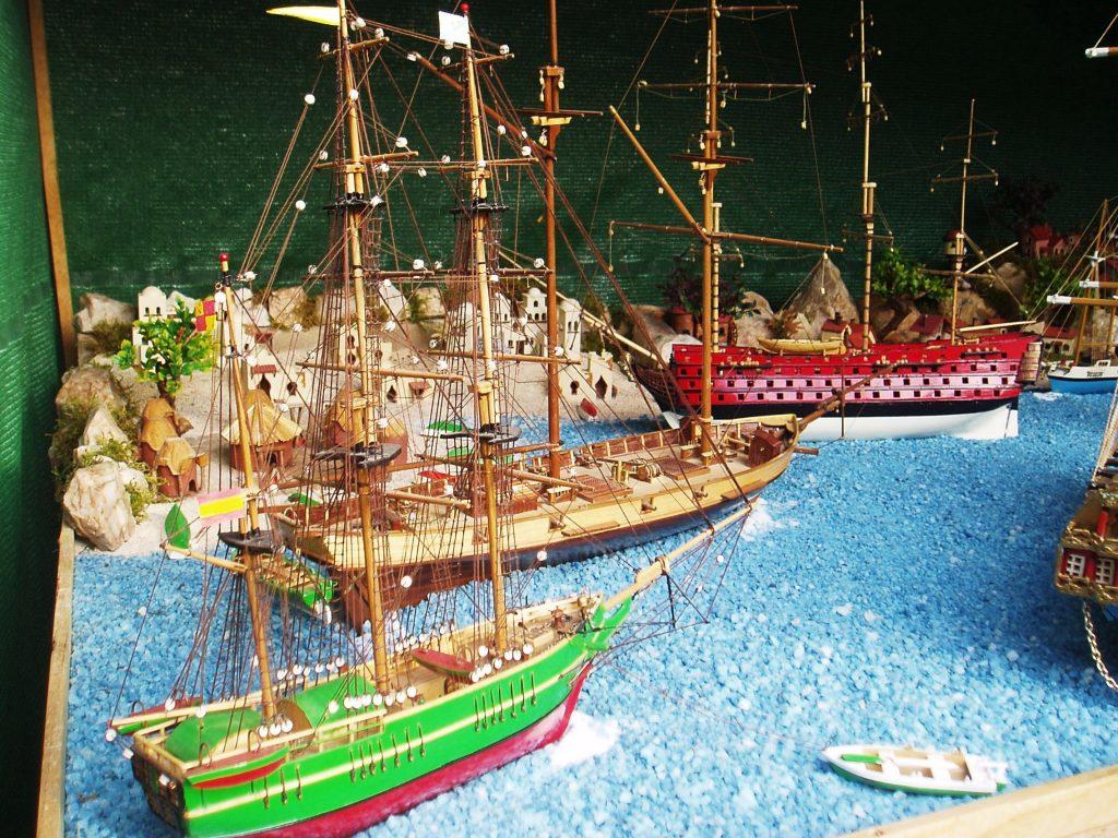 Los barcos