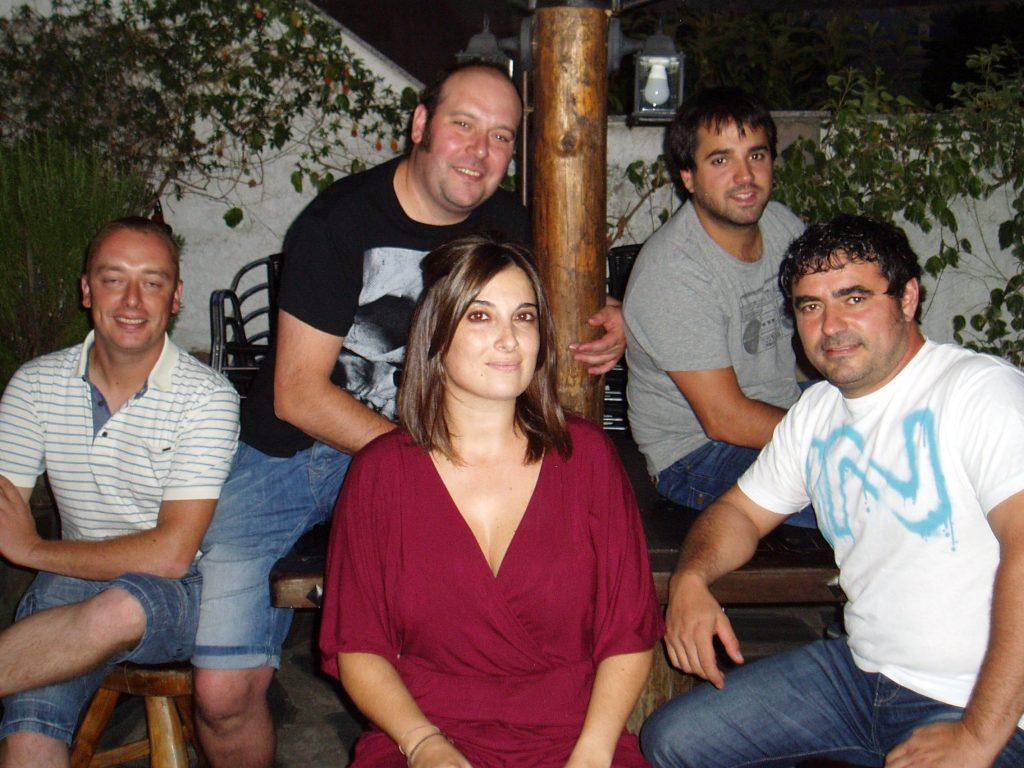 Miembros de Los Íñigos