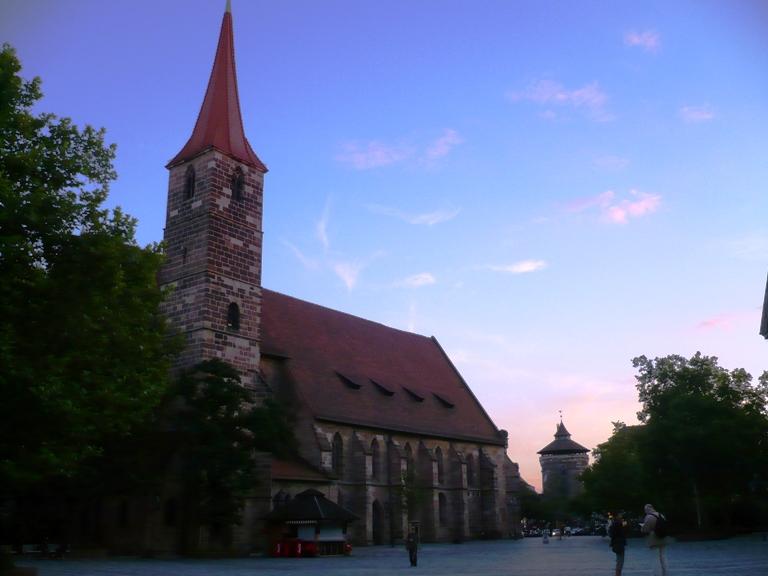 Iglesia San Jacobo