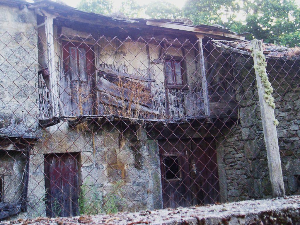 Una casa antigua de Casasola