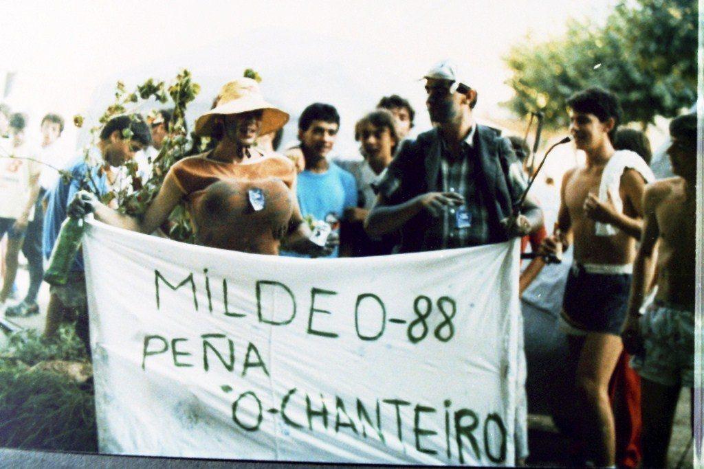 Volta Ecolóxica del año 1988
