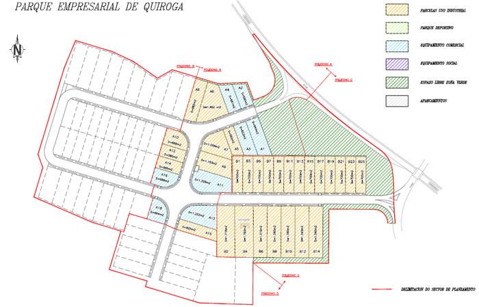 Parque empresarial Quiroga
