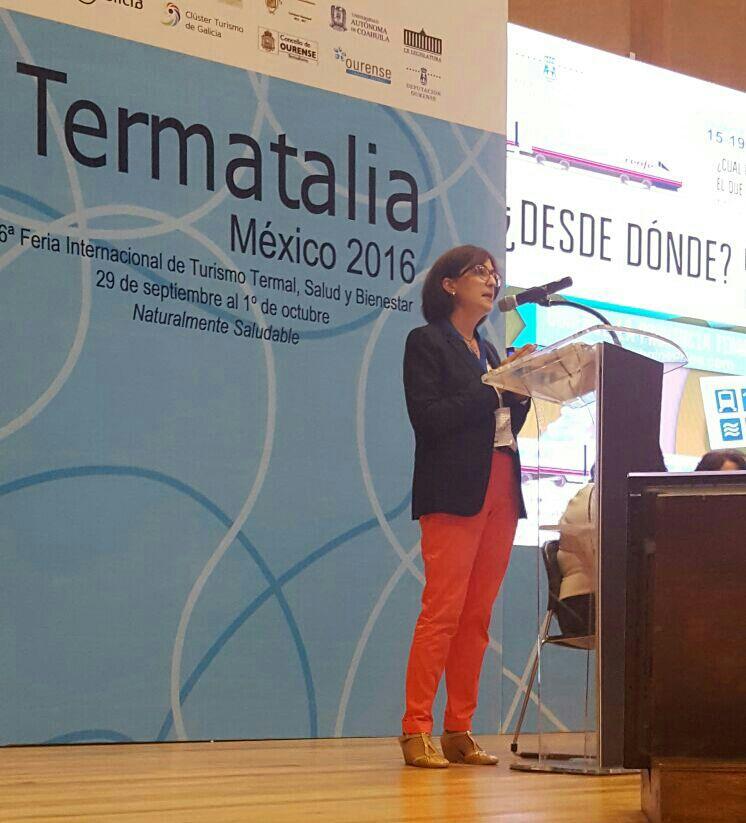 Ana Villarino en Termatalia 2016