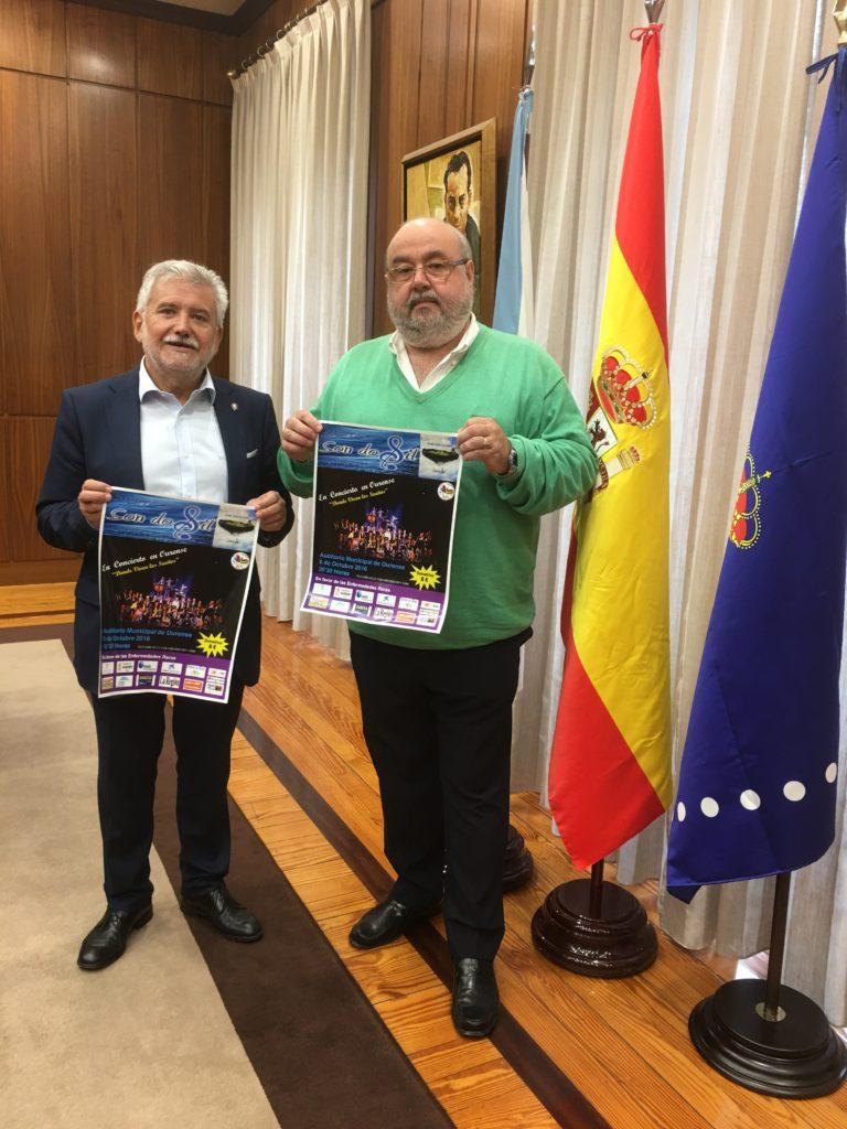 Rosendo Fernández e José Carlos Pumar