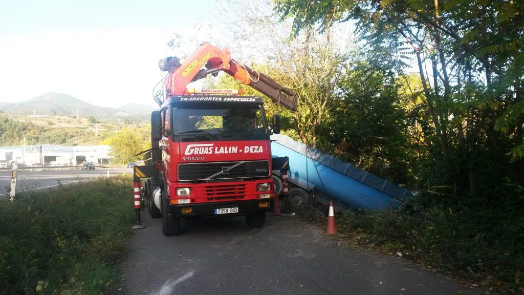 sacar-el-camion-fue-complicado