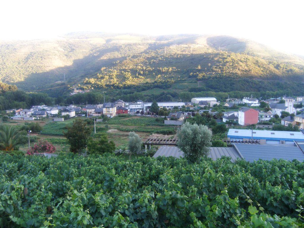 Vista panorámica de Vilamartín