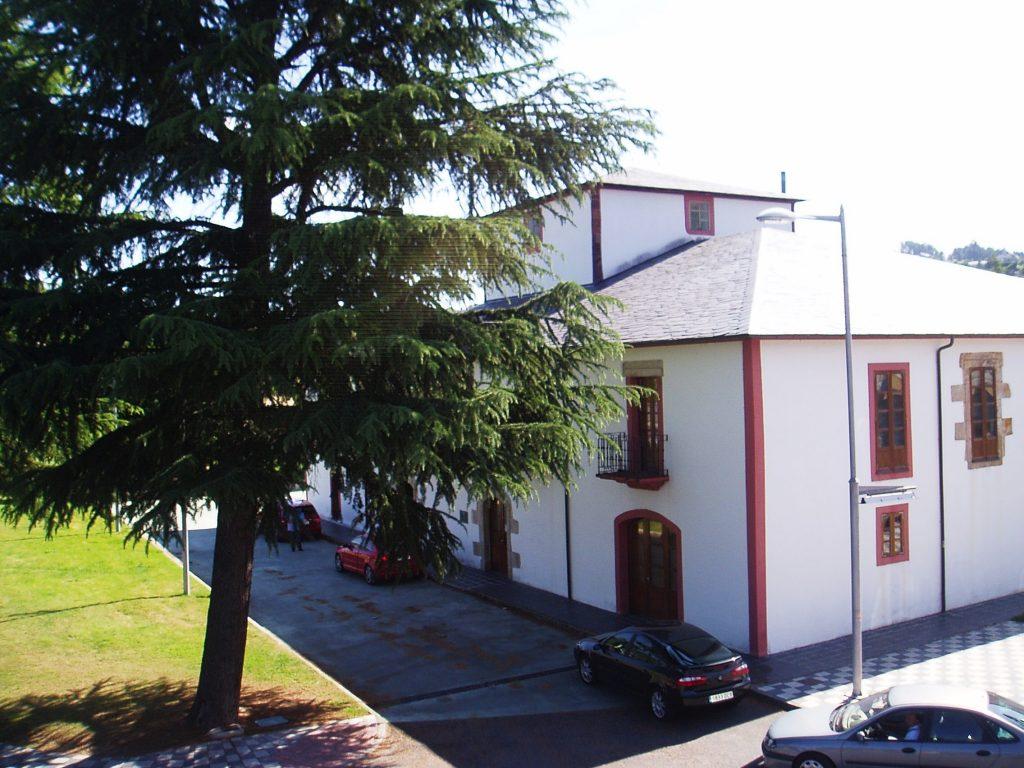 Casa del río Cigüeño